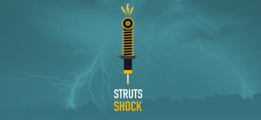 Struts-Shock-Blog