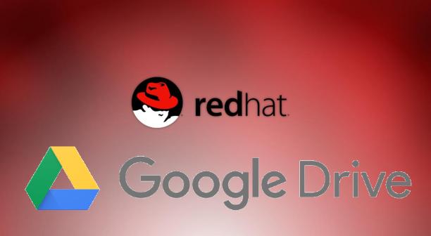 Redhat-Google Drive